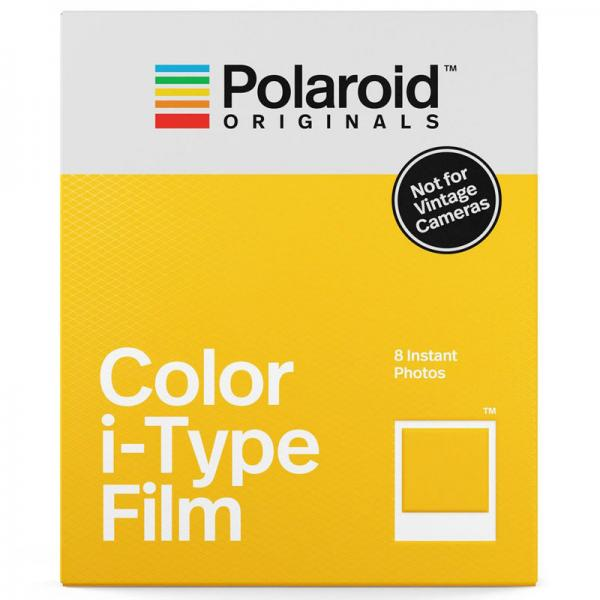 Color i-Type Film for One Step 2 InstantKarmaCR